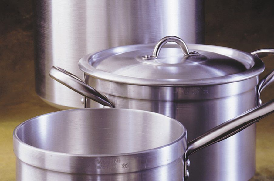 Aluminium Cookware - Medium