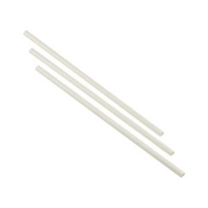 Paper Straws White 14cm (500pcs)