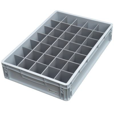 Shot Glass Crate Container