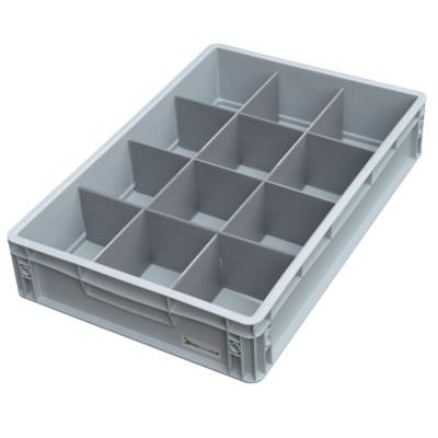 Storage Glass Container
