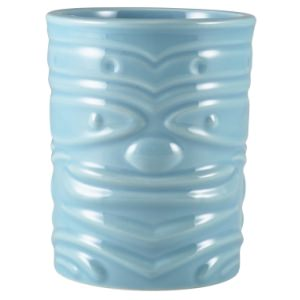 Genware Blue Tiki Mug 36cl/12.75oz