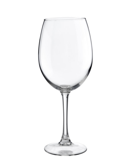 Wine Glasses, 12.3oz Pinot, Pack of 24 and Correx Wine Glass Stacking Storage Container