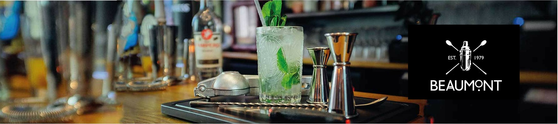 Barware and bar supplies London