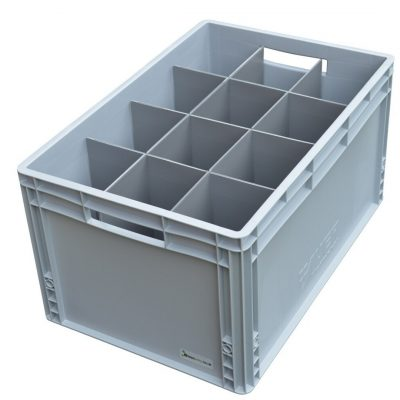 Box for Glasses Crate