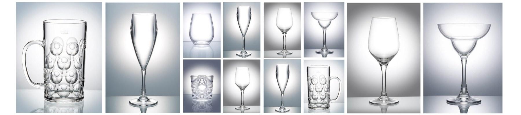 Plastic Glasses II