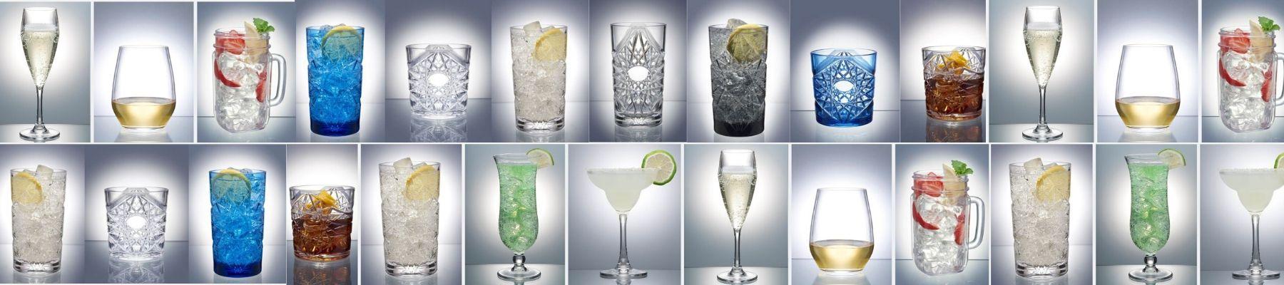 Plastic Wine Glasses UK
