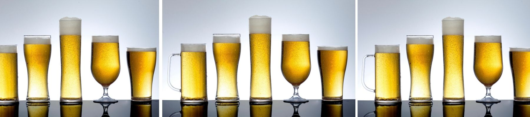 plastic Beer Glasses