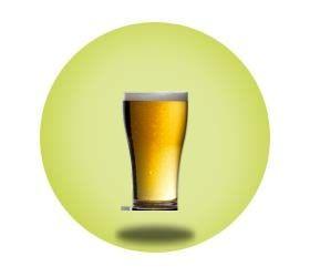Half Pints Beer Glasses